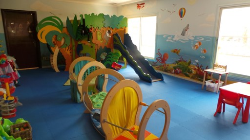 Indoor Play Area Learning Steps Com